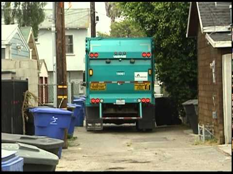 Santa Monica Update 357 -- Recycling Ride-Along - Santa Monica CityTV