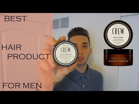 Best Hair Products For A Matte Finish Look | Men's Fashion