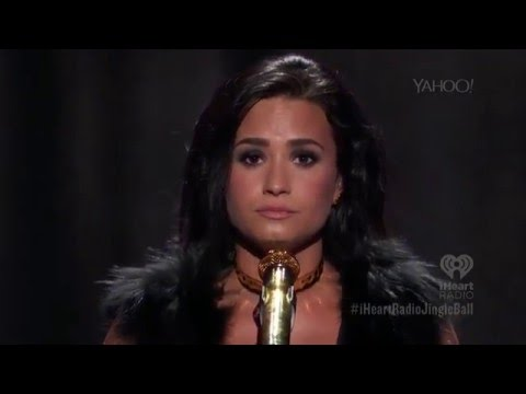 For You (Live from Jingle Ball) - Demi Lovato [LEGENDADO/TRADUÇÃO]