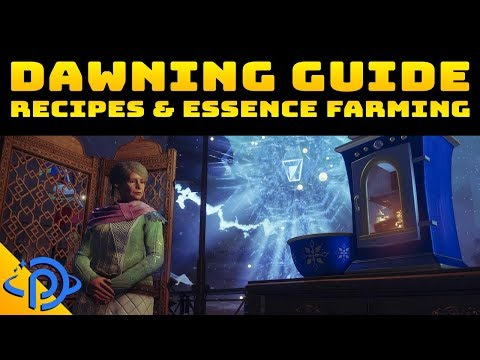 destiny 2 dawning guide