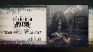 Apollyon - 04 Seraphim (feat. Kris Kilgore) [Lyrics]