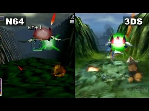 Star Fox 64 3d The Past And Present Youtube