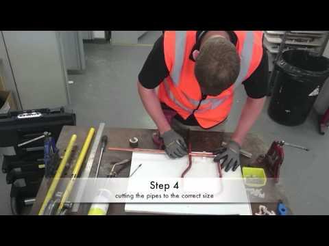 Level 1 plumbing - training task C5