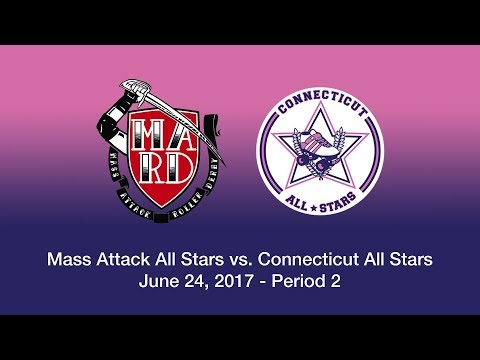 Mass Attack All Stars vs. Connecticut All Stars (6/24/17) Part 2