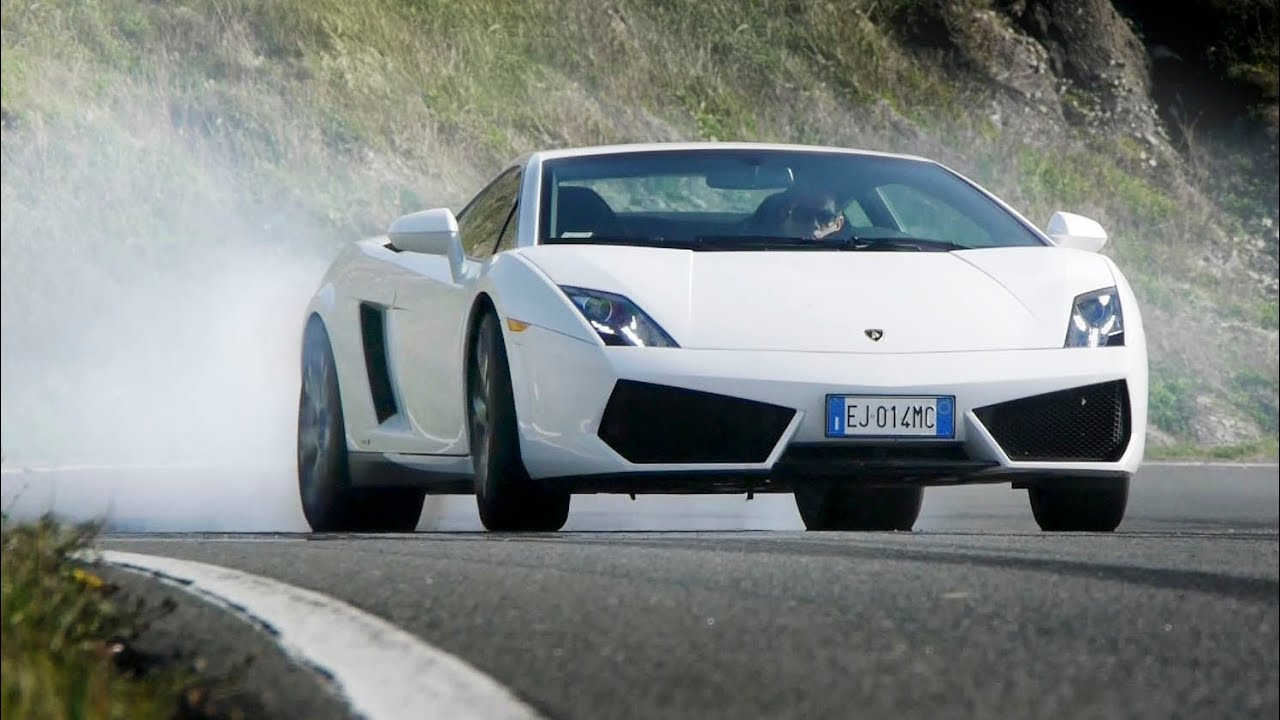 2013 Lamborghini Gallardo LP550 2: Drifting The Last Old School Supercar    CAR And DRIVER   YouTube