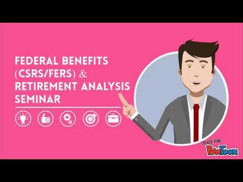 Federal Benefits & Retirement Analysis