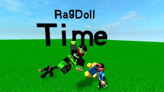 what is happening!? Roblox (Den's Ragdoll Time) part 1