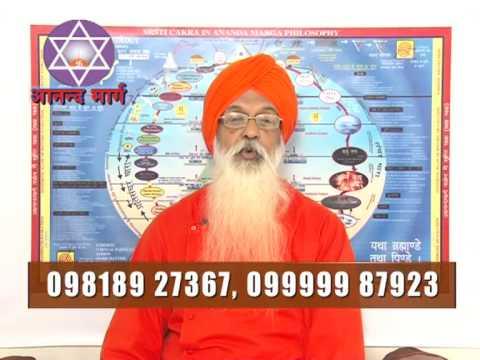 Ananda Marga - Acarya Rudrananda Avadhuta Epi 109 - Svadhyaya - Ishvara Pranidhana