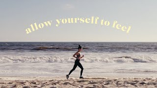 Allow Yourself To Feel | May Vlog