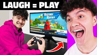 You Laugh = You PLAY Fortnite!