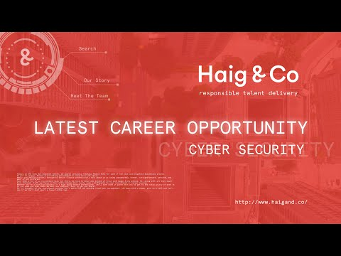 eDiscovery Analyst – Cyber Security Consultancy