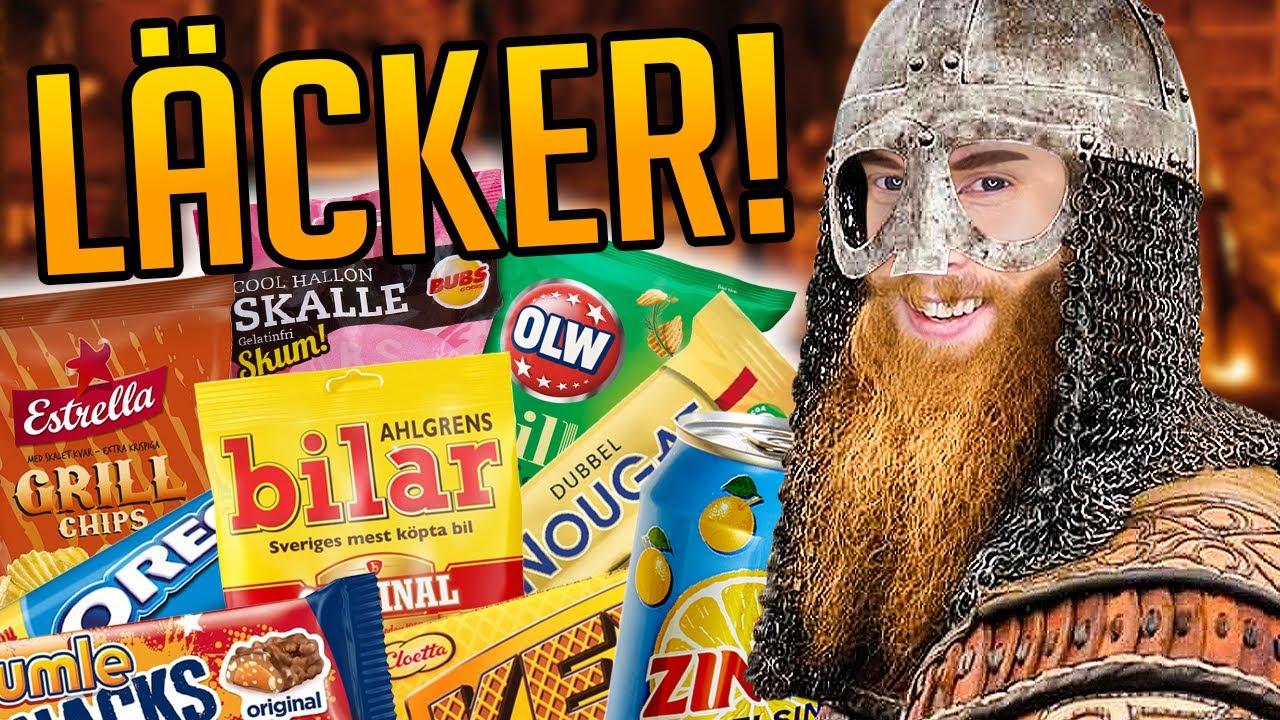 Trying Swedish Snacks!