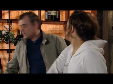 Coronation Street  Michelle Connor Slaps Steve McDonald 30th May 2018