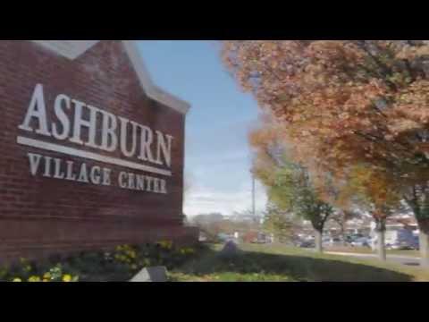 Welcome to Ashburn, Virginia