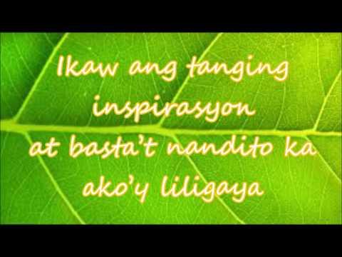 Dahil Sayo by Inigo Pascual lyrics