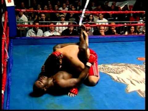 MMA in Duluth, GA: Tom Nguyen vs. Rhomez Brower 1