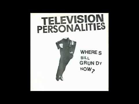Television personalities where s bill grundy now