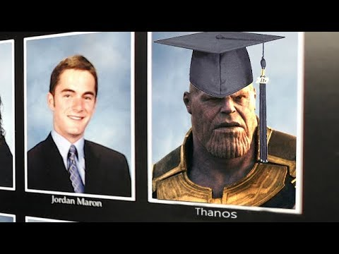 I Went To The Same School As Thanos (Seriously)