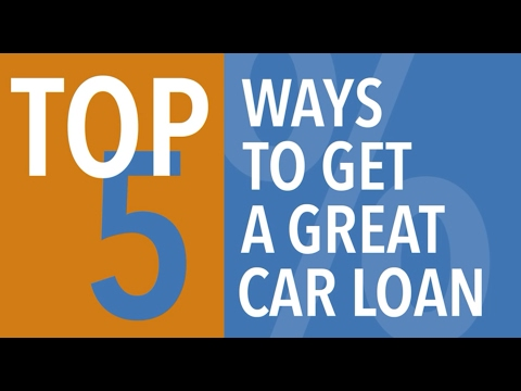 Top 5 Tips for Getting Great Deals on Used Car Loans - CARFAX
