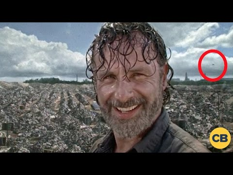 Top 5 Walking Dead Season 7 Mistakes