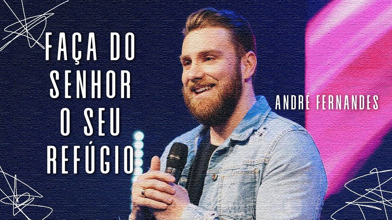 NÃO ABANDONE O SECRETO EM TEMPOS DIFÍCEIS  | André Fernandes