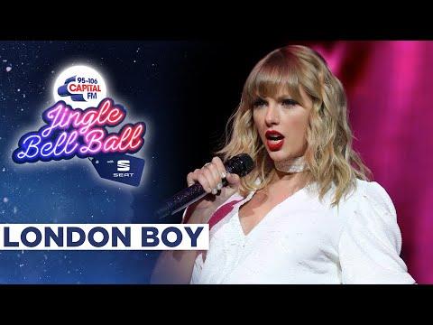 Taylor Swift - London Boy (Live At Capital's Jingle Bell Ball 2019) | Capital