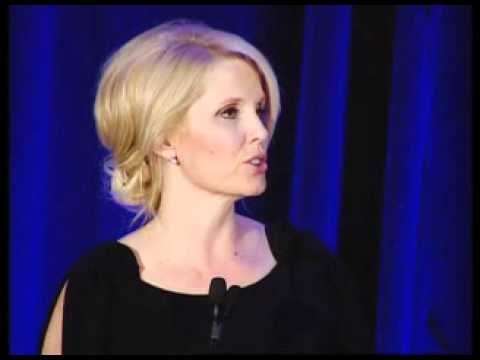 Shonda Schilling Receives the Martha Ziegler Founders Award - Gala 2012