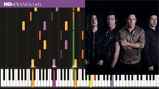How to play Nine Inch Nails Closer   Piano tutotial  100% speed