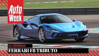 Ferrari F8 Tributo - AutoWeek review - English subtitles