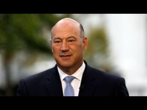 Gary Cohn has been seen with BlackRock CEO Larry Fink: Gasparino