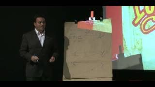 The history of humanity through mistakes: Felipe Izquierdo at TEDxSantiago