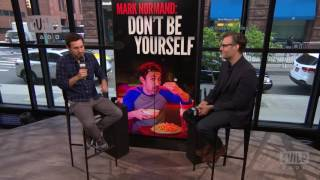 "Comedian Mark Normand Speaks On His New Standup Special ""Mark Normand: Don't Be Yourself,"""