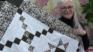 Changing and Making an EQ8 Quilt