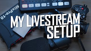 My Livestream Setup for YouTube - 2020