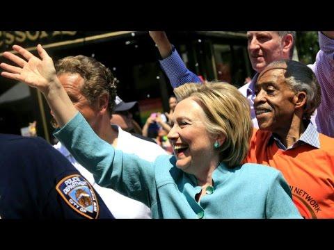 Ed O'Keefe talks Clinton campaign