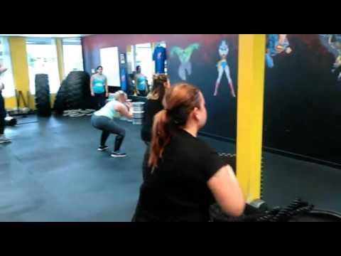 Vista CA Superhero Discovery-Metahuman Fitness