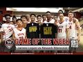 Top Flight Elite Basketball - Game of the Week | James Logan vs Newark Memorial