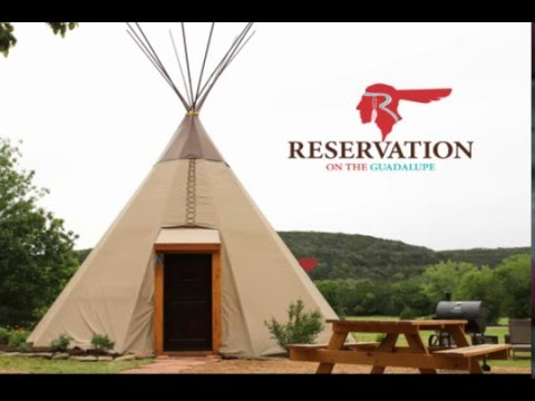 Reservation on the Guadalupe - property tour