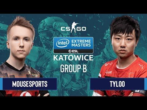 mousesports vs TYLOO vod