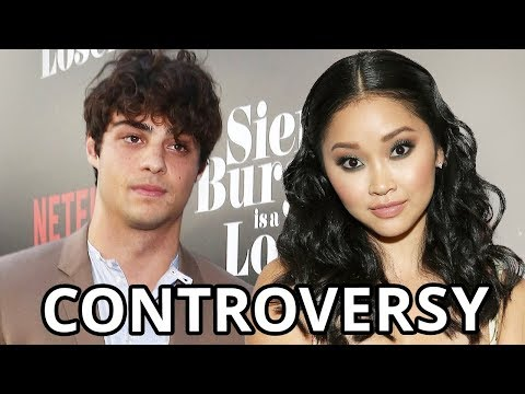 is lana condor and noah centineo dating irl