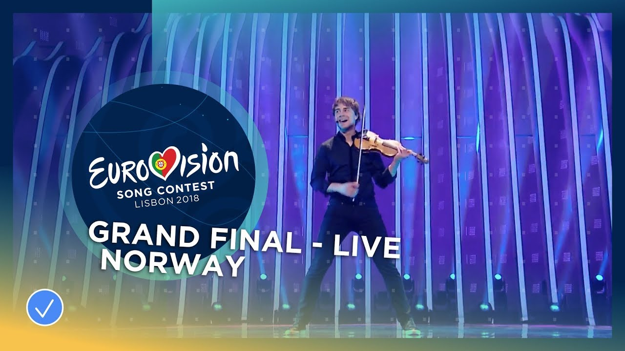Eurovision 2018 Norway: Alexander Rybak -