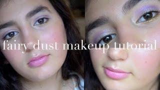 Fairy Dust Makeup Tutorial - Halloween 2013 Thumbnail
