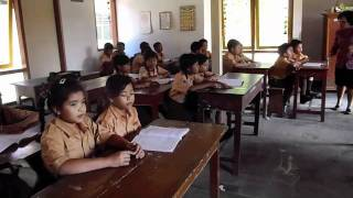 SD3 KIDS SINGING, Canggu, Bali