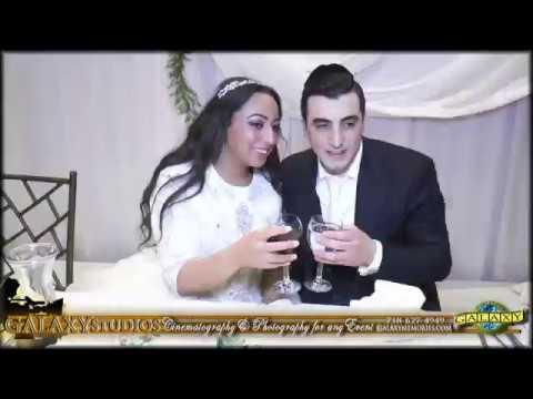 Sephardic Wedding, The Palace, Brooklyn, NY