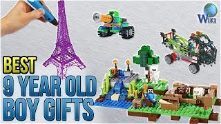 10 Best 9 Year Old Boy Gifts 2018