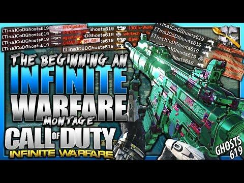 """The Beginning"" An Infinite Warfare Montage"