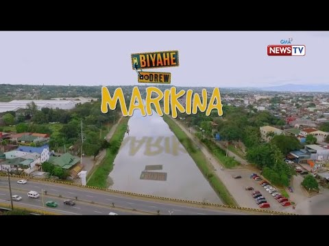 Biyahe ni Drew: Be in love with Marikina (Full episode)