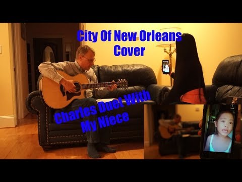 American Filipina Life In America      City Of New Orleans Charles Version   Credit
