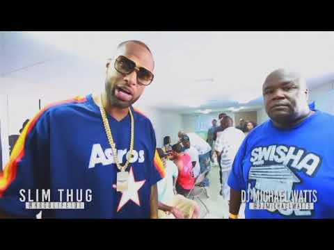 Slim Thug - Vol 4: American King (DOCUMENTARY)