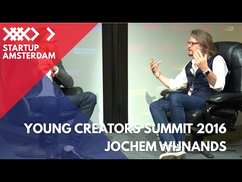 Entrepreneur Stories - Jochem Wijnands on TRVL, Prss and Apple - Young Creators Summit 2016